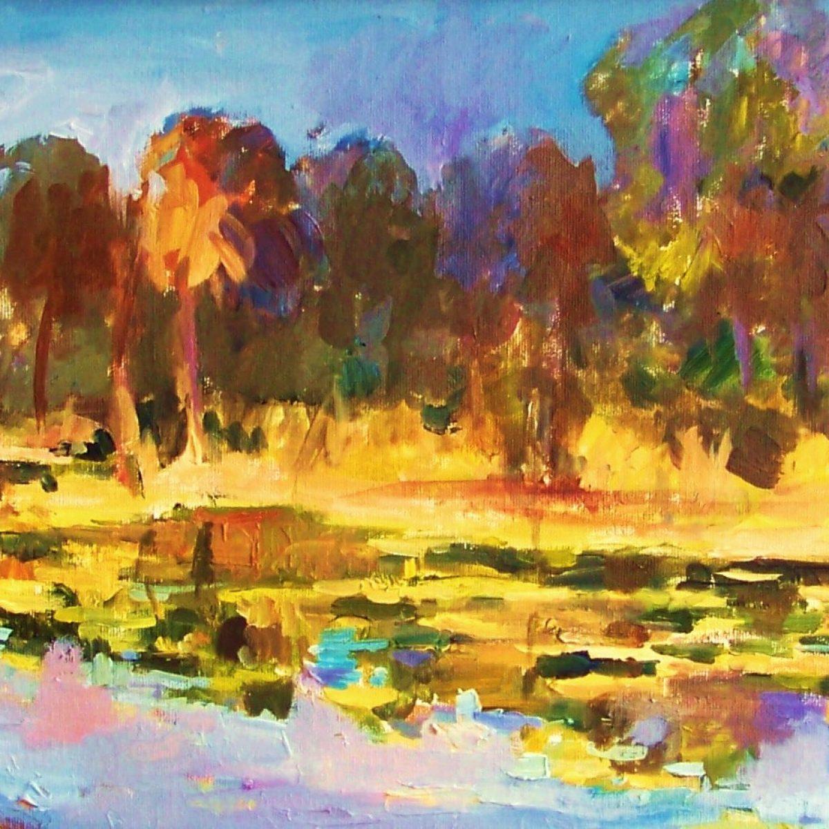 Oil on Canvas Originals