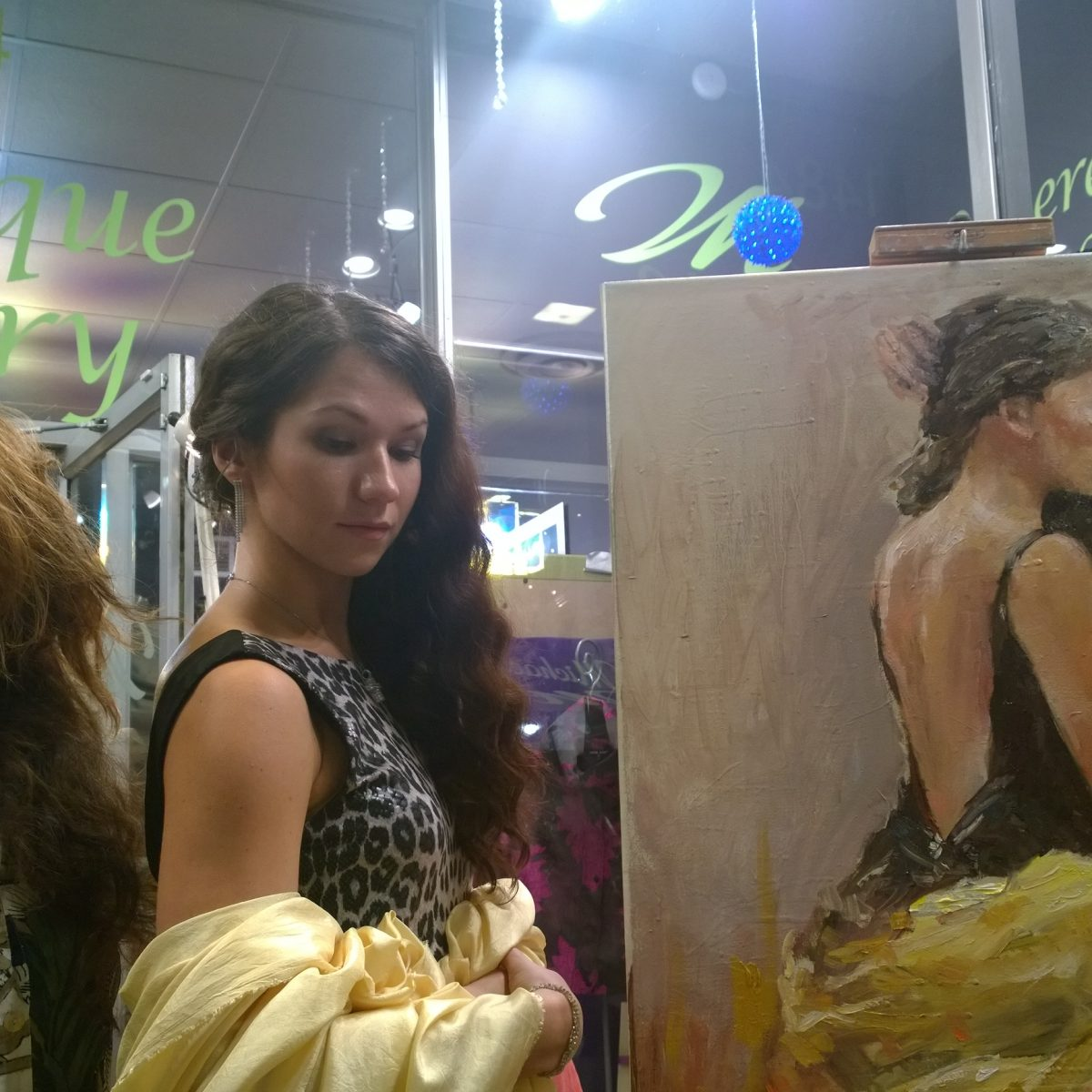 Live Event Paintings
